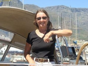 Jeanne after her triumphal return to Cape Town